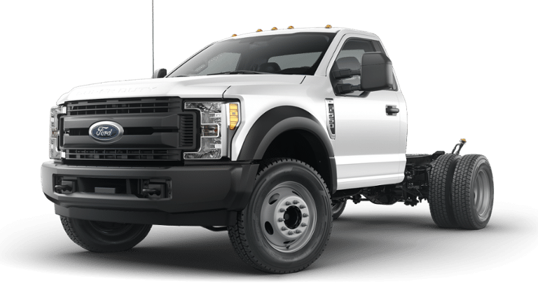 2019 Ford F-550 Chassis Not Specified